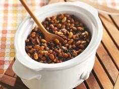 Slow Cooker 3 Bean Beer Pot