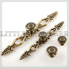 drawer pulls for furniture. antique brass color 4 size dresser drawer knob pullcabinet pullu2026 pulls for furniture