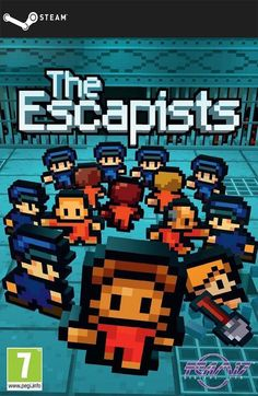The Escapists provides players the opportunity of experiencing a light-hearted insight into everyday prison life with the main objective being that of escaping! Players will have to keep in line an. Prison Life, Prison Break, Xbox One Games, Ps4 Games, Xbox 1, Playstation, Wii, Videogames, Bamboo Tablet