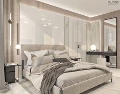 Modern Luxury Bedroom, Modern Bedroom Design, Home Room Design, Luxurious Bedrooms, Bed Design, Living Room Designs, Bedroom Closet Design, Master Bedroom Design, Bedroom Decor