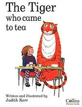The Tiger Who Came To Tea, Judith Kerr: Z loves this book SO much. Really cute; British setting/vocabulary