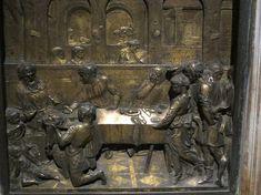 The Feast of Herod - Donatello