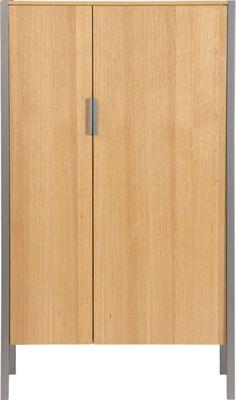 a symmetric closet in bedroom furniture | CB2