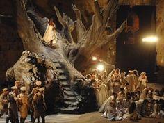 Carmen performed at the Théâtre Antique d'Orange, France, 2008 Cain