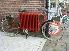 Fahrrad fahren im Winter: