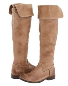 over the knee frye boots