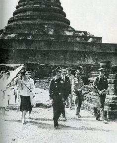 ภาพแห่งความประทับใจ สมเด็จพระบรมโอรสาธิราช สยามมกุฎราชกุมาร กับ พระบาทสมเด็จพระปรมินทรมหาภูมิพลอดุลยเดช