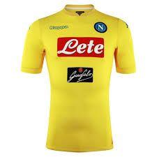 Napoli (Italy) 3rd Kit 2017/18