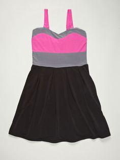 Sally Miller Sweetheart Colorblock Dress