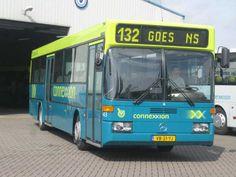 Van Oeveren, Zierikzee bus 43 rijdt voor Connexxion op lijn 132 Zierikzee -Goes