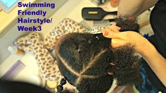 g Friendly Style Week 3  						 		 			10 April 			Dottie 			0 Comment 		 	 	 		 			 		 		 		  Once our hair is cleaned and a leave on conditioner is applied  it's time to get a style going.  Keep in mind that I like to add product as I style each section.   This week I started with a side part.  She had a center part all last week and I do my best to mix up her parts.  This protects her hair and hopefully minimizes any breakage  Once I got a solid side part, I made a part from ear to ear…