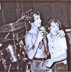 AC/DC PIC 99 BON SCOTT 29