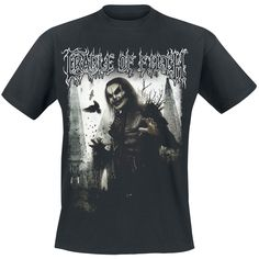 Yours Immortally - T-Shirt von Cradle Of Filth