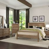Found it at Wayfair - Linear King Panel Bedroom Collection