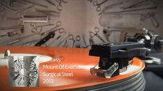 """Mount Of Execution"" vom Album ""Surgical Steel"" auf einem DUAL 621 CS Direct Drive.  Original Audio über DUAL DMS 242."