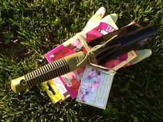 """Gardening gloves, flower seeds, and shovel make a great end of year teacher gift """"I dig you as a teacher. Thanks for providing me with what I need to grow."""""""