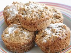 Muffin Integral de Banana Recetas Light, Vegetarian Recipes, Healthy Recipes, Cupcakes, Milanesa, Air Fryer Recipes, Light Recipes, Food And Drink, Low Carb