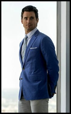 Seriously, Bomer... Do you understand WTF you're doing to us with that look?  #MattBomer