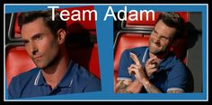 """""""I hate this country."""" - Adam Levine referring to two of his girls being eliminated in one night"""