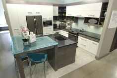Home - Pioneer Cabinetry Kitchen Display, Showroom, New Homes, Decorating, Cabinet, Modern, Table, Furniture, Home Decor