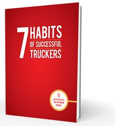 Free E-book tells you what successful truckers say are the keys to making it in this tough business.