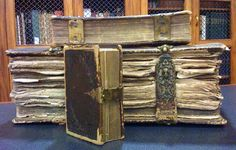 Book Clasps, Treasure Chest, Special Collection, SU Library