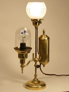Cool lamp idea. I might make a different version with my Aerolux bulb.