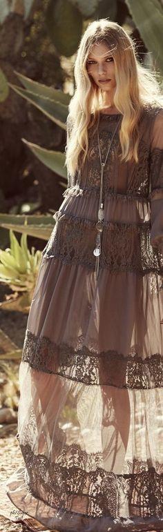 30 Gorgeous Boho + Gypsy Style Dress as featured on Pasaboho. ❤️:: boho fashion :: gypsy style :: hippie chic :: boho chic :: outfit ideas :: boho clothing :: free spirit :: fashion trend :: embroidered :: flowers :: floral :: lace :: summer :: fabulous :: love :: street style :: fashion style :: boho style :: bohemian :: modern vintage :: ethnic tribal :: boho bags :: embroidery dress :: skirt :: cardigans :: jacket :: sweater :: tops