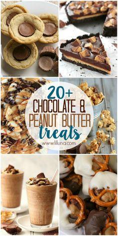 Chocolate + Peanut B