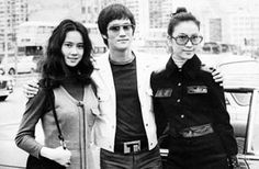 Nora Miao, Bruce Lee et Maria Yi