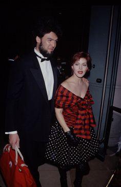 Marco Garibaldi & Priscilla Presley