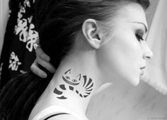 Hermosos tatuajes de gatos para los amantes de estos felinos