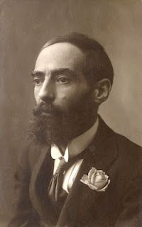Considered the most genuine representative of symbolism in Portugal, Camilo Pessanha (1867-1926) became famous mainly by the extreme rhythmic and musical quality of his verses, which approximates him from Verlaine. His poetry reflects a calm and resigned melancholy, sometimes pessimism, coupled with the feeling of the flow of time and the futility of human endeavour. These experiences, however, are always tenuous, finding its expression in images and subtle symbols or feelings of anxiety.