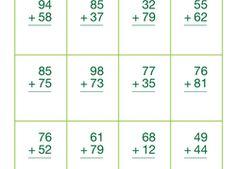 Math Worksheets & Free Printables   Education.com