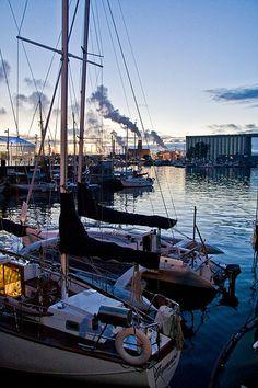 Vieux-Port de Québec / Québec City Old Port by Pierre-Alexandre Garneau