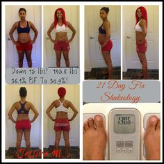 One thing that makes me excited is seeing my challengers and coaches getting amazing results on their health and fitness journey.  Even more, success stories like Jessica's!! Hers is extra special for a couple reasons!! Jessica started in my challenge group in a closed group on facebook using 21 DAY FIX and SHAKEOLOGY which is our health shake meal replacement full of dense nutrients and superfoods to get her started on her journey.   #journey #transformation #getfit