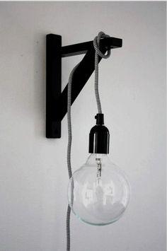 ideas bedroom diy nightstand lamps - ALL ABOUT Ikea Shelf Brackets, Ikea Shelves, Shelving, Travel Wall, Nightstand Lamp, Mirror Makeover, Hallway Lighting, Tips & Tricks, Lamp Bases
