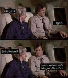 Funny pictures about A classic moment in film history. Oh, and cool pics about A classic moment in film history. Also, A classic moment in film history photos. Funny Movies, Great Movies, Funniest Movies, Awesome Movies, Awesome Stuff, Memes Humor, Funny Humour, Funny Sarcasm, Airplane Movie Quotes