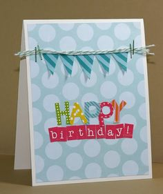 Birthday Card by marsella.franco