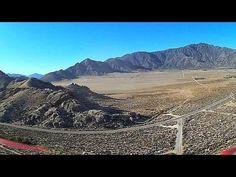 WLToys V262 quadcopter drone at Canebrake, CA.