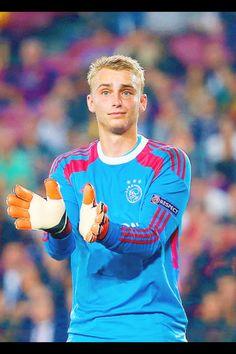 Sweet Jasper Cillessen-goalkeeper Netherlands NT-Ajax Amsterdam
