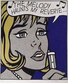 Roy Lichtenstein, Reverie