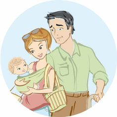 So Dads, wanna know what REALLY goes on in Mommy and Me! Mommy + DADDY + Me Groups!