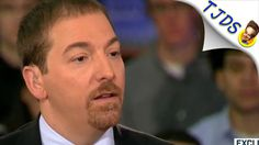 Chuck Todd Scolds Bernie Sanders For 'Demonizing' Wall Street
