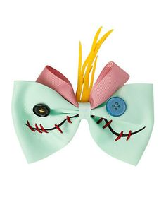Disney Lilo & Stitch Scrump Cosplay Hair Bow from Hot Topic. Shop more products from Hot Topic on Wanelo. Disney Hair Bows, Disney Outfits, Disney Clothes, Emo Outfits, Casual Outfits, Disney Diy, Disney Crafts, Cosplay Hair, Bow Accessories