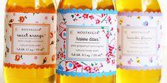 Nostalgia Organics — The Dieline - Package Design Resource
