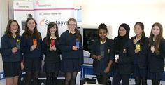 Watford Grammar School for Girls - 3D Printing Industry #Women in #Manufacturing & #Engineering