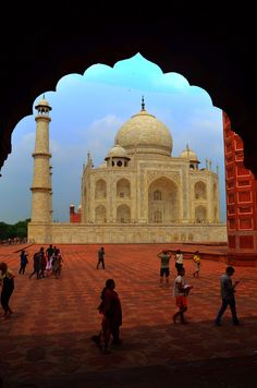 "500px / Photo ""The Taj(2)"" by Palash Kundu"