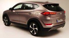 Hyundai Tucson 2015 Trailer