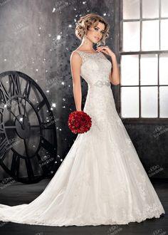 d3c535e8a5ed5c0 Свадебные платья: лучшие изображения (25) | Ballroom dress, Dress и ...